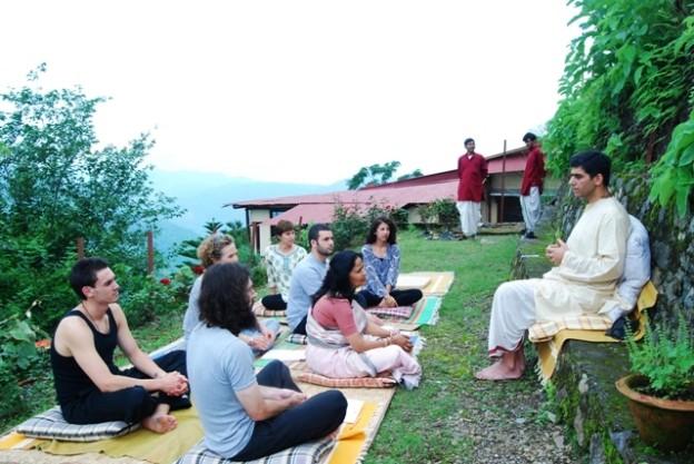Shukl'acharya yoga exponents USA Australia Europe